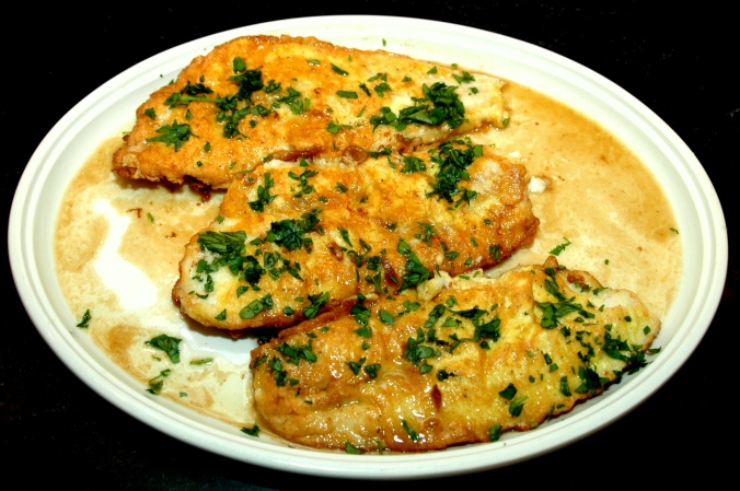 Fillet of Sole Francese | The Literate Chef