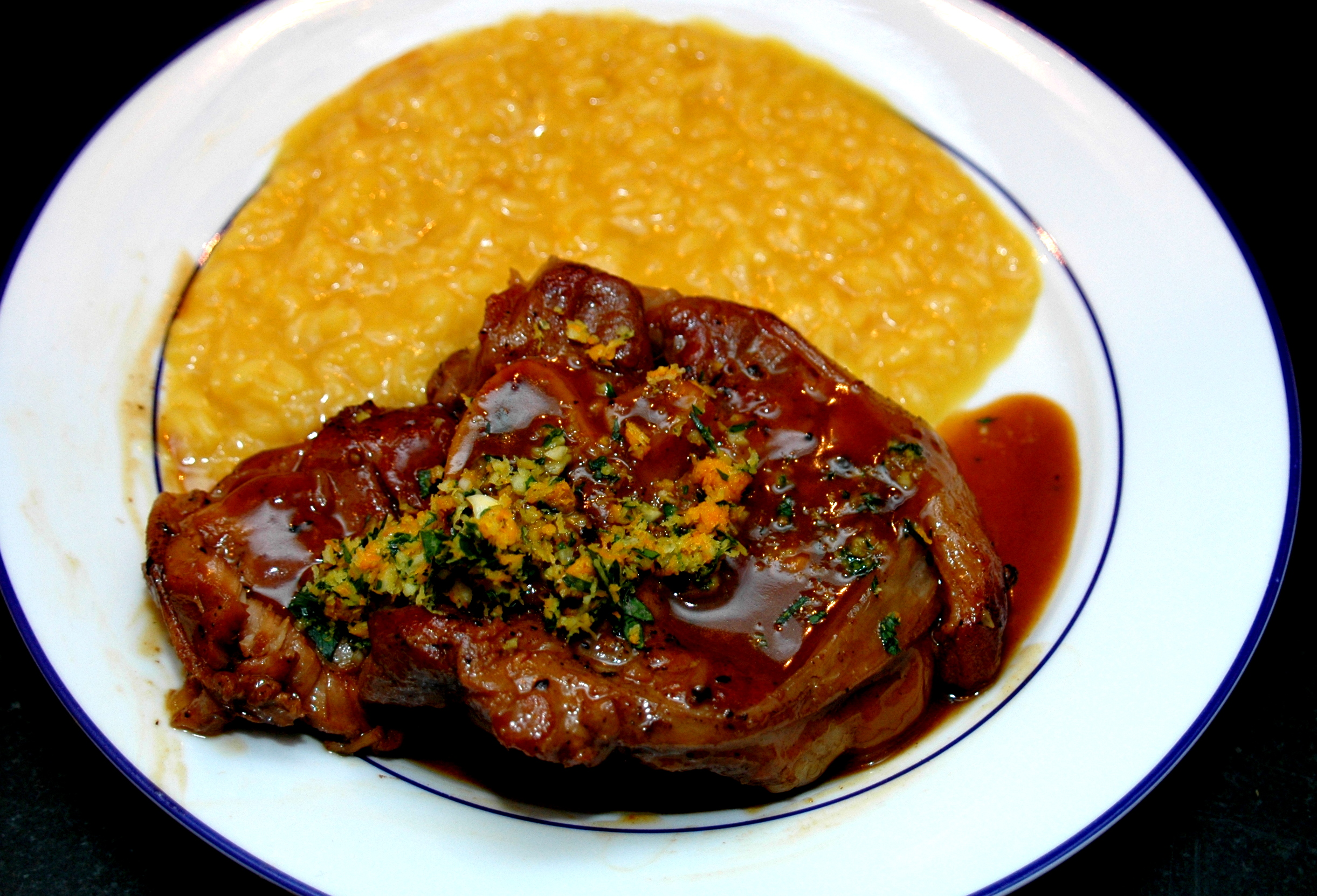 Osso Buco Milanese | The Literate Chef